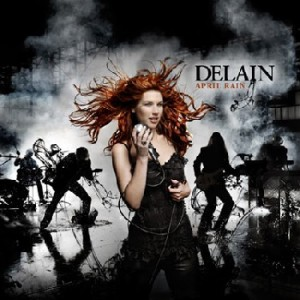 RockmusicRaider Review - Delain - April Rain - Album Cover