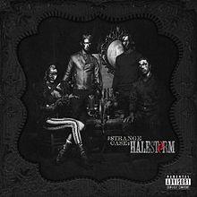 RockmusicRaider Review - Halestorm - A Strange Case of - Album Cover