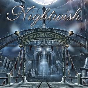 RockmusicRaider Review - Nightwish - Imaginaerum - Album Cover