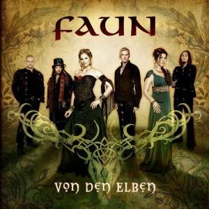 RockmusicRaider - Faun - Von den Elben - Album Cover