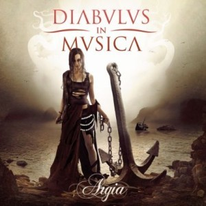 RockmusicRaider Review - Diabulus in Musica - Argia - Album Cover
