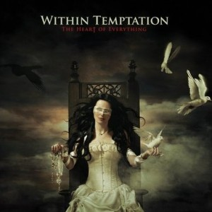 RockmusicRaider Review - Within Temptation - The Heart of Everything - Album Cover