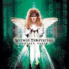 RockmusicRaider Review - Within Temptation - Mother Earth - Album Cover