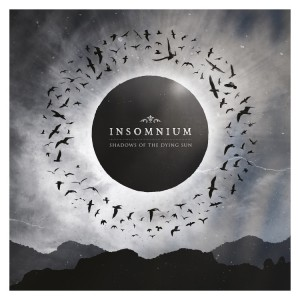 RockmusicRaider Review - Insomnium - Shadows of the Dying Sun - Album Cover