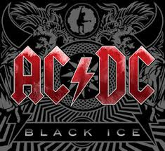 RockmusicRaider Review - ACDC - Black Ice - Album Cover