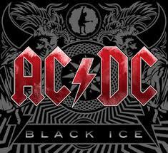 RockmusicRaider Review - ACDC - Black Ice - Album Cover