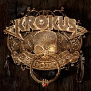 RockmusicRaider Review - Krokus - Hoodoo - Album Cover