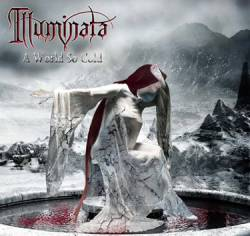 RockmusicRaider Review - Illuminata - A World So Cold - Album Cover