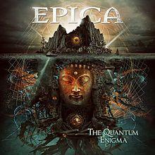 RockmusicRaider Review - Epica - Quantum Enigma - Album Cover