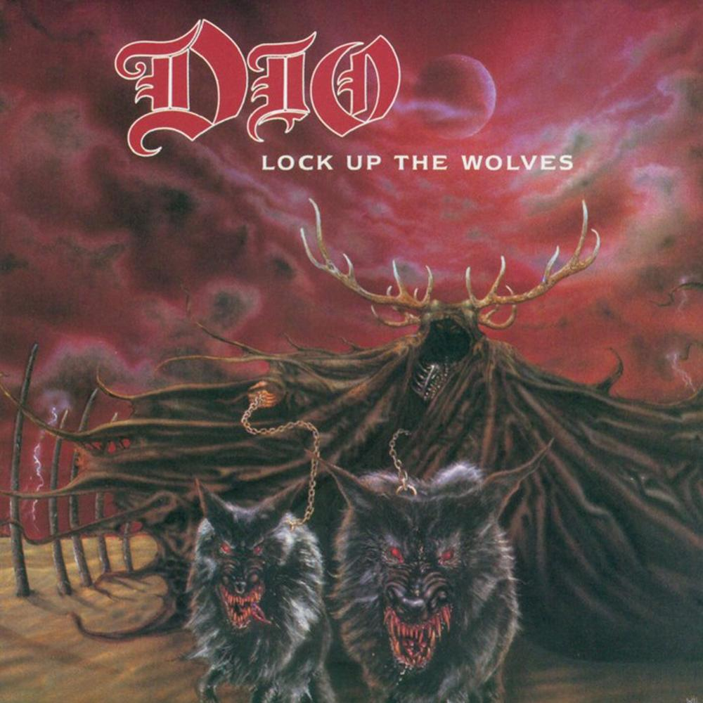 Dio Lock Up The Wolves 1990 Review Rockmusicraider