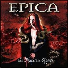 RockmusicRaider Review - Epica - The Phantom Agony - Album Cover