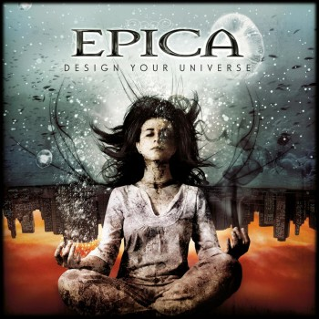 RockmusicRaider Review - Epica - Design Your Universe - Album Cover
