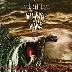 RockmusicRaider Review - My Silent Wake - Damnatio Memoriae - Album Cover