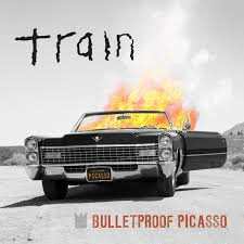 RockmusicRaider Review - Train - Bulletproof Picasso - Album Cover