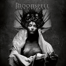 RockmusicRaider Review - Moonspell - Night Eternal - Album Cover