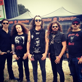 Moonspell - ressurection fest 2015