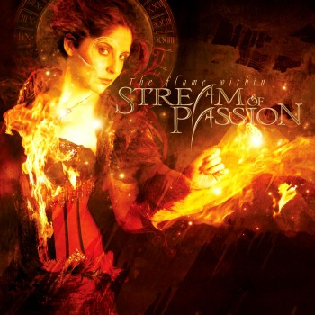 RockmusicRaider Review Stream of Passion Flame Within - Album Cover