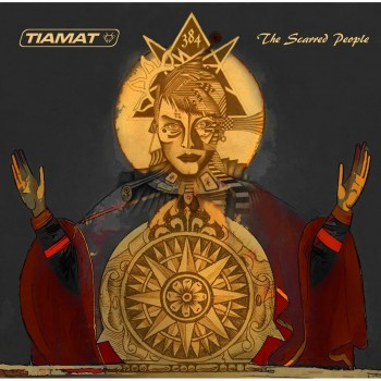 RockmusicRaider Review Tiamat Scarred People - Album Cover