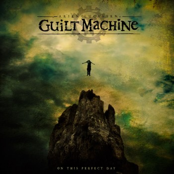 RockmusicRaider Review Guilt Machine Perfect Day - Album Cover