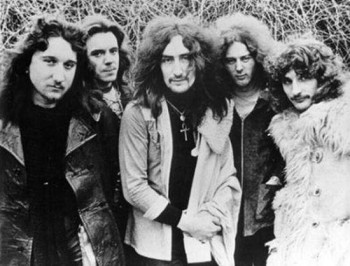 Uriah Heep - Around 1971