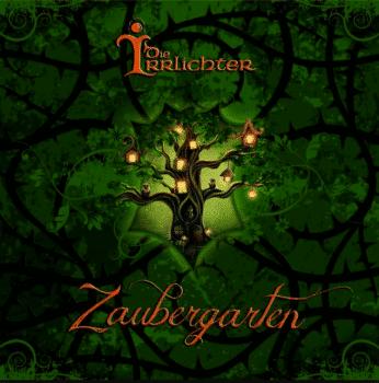 RockmusicRaider Review - Die Irrlichter - Zaubergarten - Album Cover