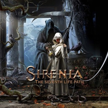 RockmusicRaider Review - Sirenia - The Seventh Life Path - Album Cover