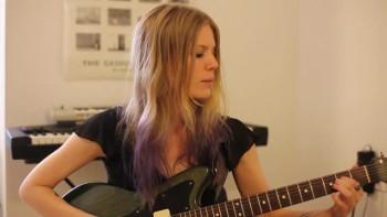 RockmusicRaider Review - Amalie Bruun - Guitar