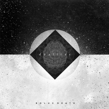 RockmusicRaider - News - Bolu2 Death - Dualitas - Album Cover