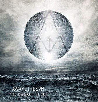 RockmusicRaider Review - Awake The Sun - The Barren Sleep - Album Cover