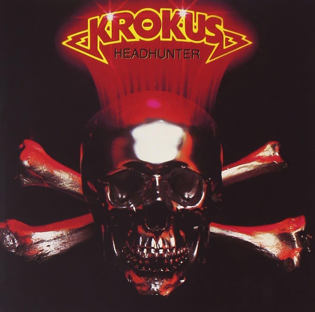 krokus headhunter 1983 review rockmusicraider. Black Bedroom Furniture Sets. Home Design Ideas