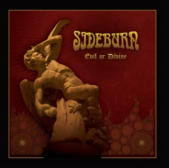 RockmusicRaider Review - Sideburn - Evil or Divine - Album Cover