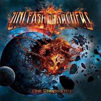 RockmusicRaider Review - Unleash The Archers - Time Stands Still - Album Cover