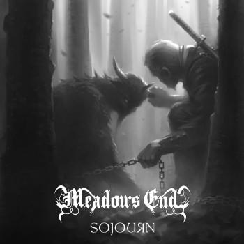RockmusicRaider Review - Meadows End - Soujourn - Album Cover