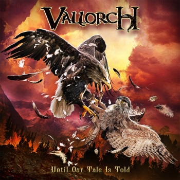 RockmusicRaider Review - Vallorch - Until Our Tale is Told - Album Cover
