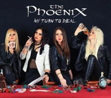 RockmusicRaider Newsflash - The Phoenix - My Turn to Deal - Album Cover