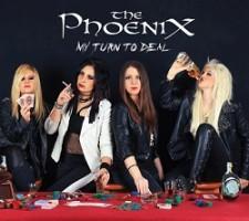 RockmusicRaider Newsflash - The Phoenix - My Turn to Deal - Album Cover