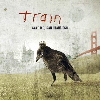 RockmusicRaider Review - Train - Save me, San Francisco - Album Cover