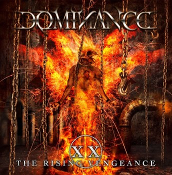 Dominance XX The Rising Vengeance Album Cover