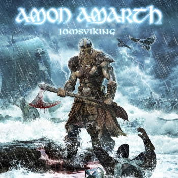 RockmusicRaider Review - Amon Amarth - Jomsviking - Album Cover