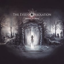 RockmusicRaider Newsflash - The Eyes of Desolation - Awake in Dead - Album Cover