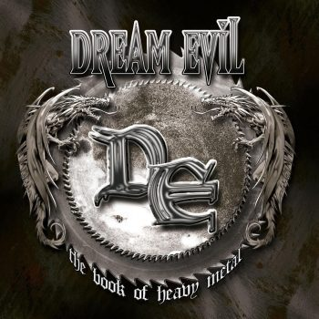 RockmusicRaider Review - Dream Evil - The House of Heavy Metal - Album Cover
