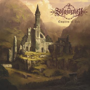 RockmusicRaider Review - Sojourner - Empires of Ash - Album Cover