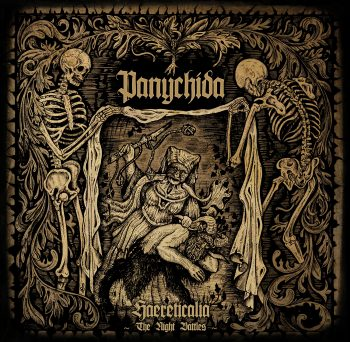 RockmusicRaider Review - Panychida - Haereticalia - Album Cover