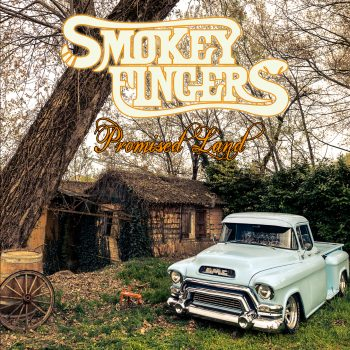 RockmusicRaider Review - Smokey Fingers - Promised Land - Album Cover