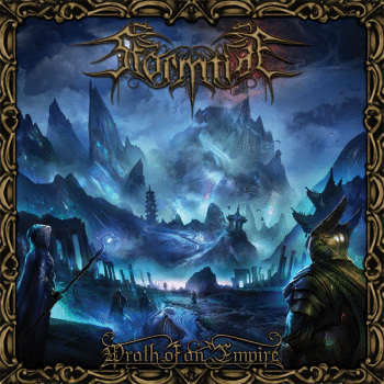 RockmusicRaider Review - Stormtide - Wrath of an Empire - Album Cover