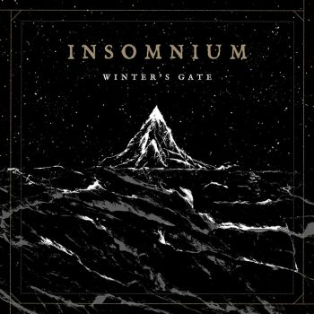 RockmusicRaider Review - Insomnium - Winter's Gate - Album Cover