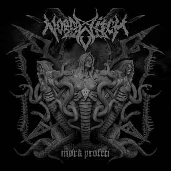 RockmusicRaider Review - Nordwitch - Mork Profeti - Album Cover