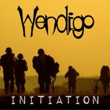 RockmusicRaider Newsflash - Wendigo - Initiation - Album Cover