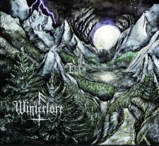 RockmusicRaider Newsflash - Winterlore - Winterlore - Album Cover