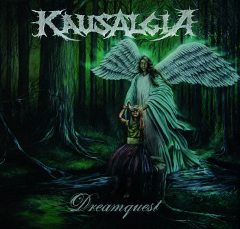 RockmusicRaider Review - Kausalgia - Dreamquest - Album Cover